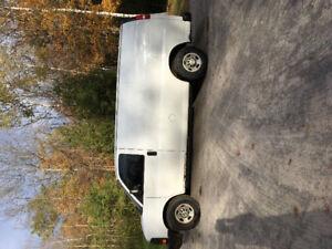 2007 Chevrolet 2500 Express Van, Van