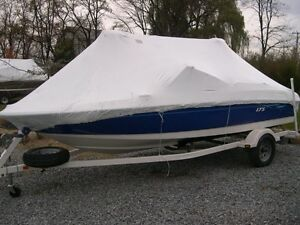 We're Still Shrink Wrapping! Boat Storage Made Easy!