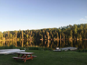 LAKEFRONT LIVING - St. Paul's Bay, Red Lake, ON