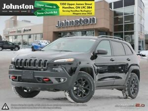 2018 Jeep Cherokee Trailhawk 4x4  - Navigation - $117.97 /Wk