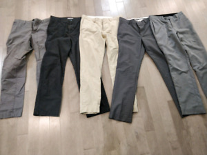 Assorted nice mens clothing