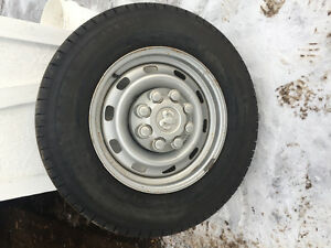 Tires for a dodge 2500 on rims