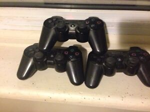 3 PS3 Controllers (working) Cambridge Kitchener Area image 1