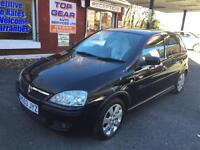 Vauxhalll Corsa 1.2i 16v,sxi,black,2003,53