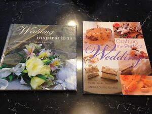 2 Books: Wedding Inspirations and Crafting the Perfect Wedding