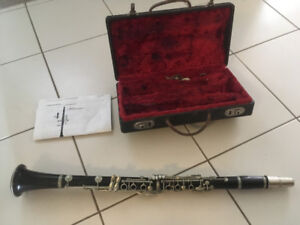 Clarinet, Imperial Whaley Royce