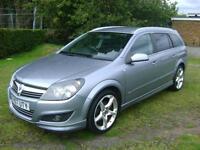 Vauxhall Astra 1.8i 16v 140ps ( Exterior pk ) 2007MY SRi SEVEN SERVICE STAMPS