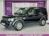 2015 Land Rover Discovery 4 3.0 SDV6 XS AUTO Estate Diesel Automatic