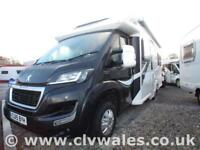 Bailey Approach Autograph 745 Fixed Bed Motorhome MANUAL 2015