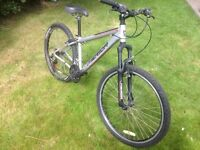 Matts Merida mountain bike 14.5""