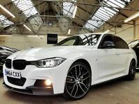 2014 BMW 3 Series 3.0 335d M Sport Sport Auto xDrive 4dr (start/stop)