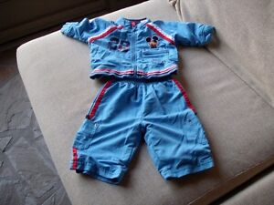 MICKEY MOUSE OUTFIT FOR 6 MONTHS