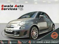 2015 65 ABARTH 500 1.4 595 TURISMO - VERY LOW MILEAGE - AFFORDABLE ROAD TAX