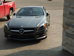 2013 Mercedes-Benz SL-Class SL 550 Coupe (2 door)