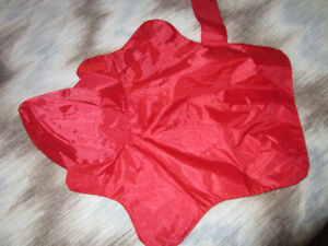 Red Riding Hood Dog Rain Coat