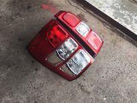 Suzuki Grand Vitara rear light