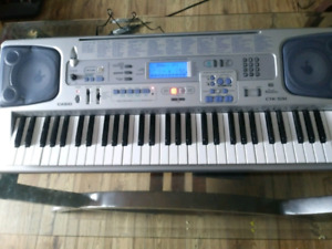 Casio keyboard ctk-591