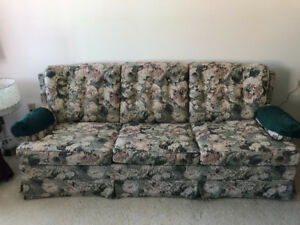 Free sleeper sofa in good condition.  Pick up only.  Cobourg