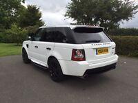 Range Rover 3.6 hst sport 2008