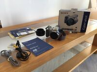 Sony Cyber Shot Camera DSC-H2