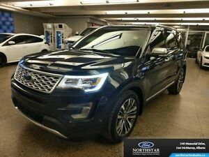 2017 Ford Explorer Platinum  - $321.06 B/W