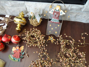 17 Pc. Christmas Decoration Assortment - All for $10.00 Kitchener / Waterloo Kitchener Area image 3