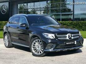 image for 2018 Mercedes-Benz GLC-CLASS GLC 250 4MATIC AMG Line Auto Off-Roader Petrol Auto