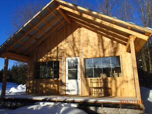 day/weekend/week cabin for rent