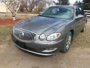 2008 Buick Allure CX . Very Low Km