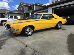 1970 Mercury Cougar to Trade for?