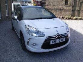 2013 Citroen DS3 1.6 THP DSport Plus 3dr