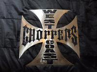West Coast Choppers Sign