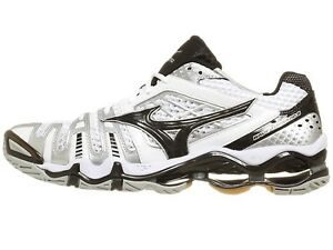 Mizuno-Wave-Tornado-8-Mens-White-Black-Volleyball-Shoes-430154-0090-NEW