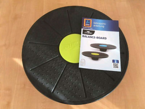 Balance board with 2 heights