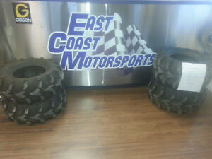Used ITP Mud Lite ATV tires for sale