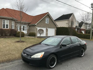 Honda accord 2003 1950$