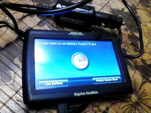 Magellan Roadmate 1424 GPS navigation system