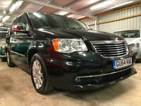Chrysler Grand Voyager 2.8 CRD Limited 5dr. Auto With Full Service History.