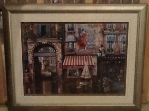 French prints and canvases