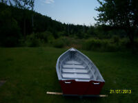Plywood Pond Boat For Sale