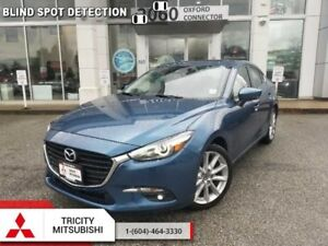 2017 Mazda Mazda3 GT  - Sunroof -  Heated Seats