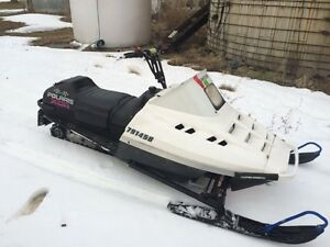 1995 Polaris xlt triple