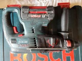 Bosch 36v battery sds drill very good condition
