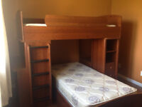 3 year old bunk beds