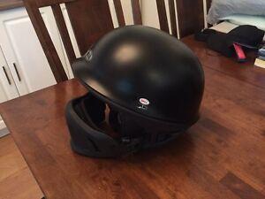 Bell Rouge helmet size Large