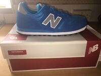 New balance trainers. Size 6