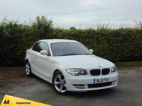 2010 10 BMW 1 SERIES 2.0 118D SPORT 2D DIESEL