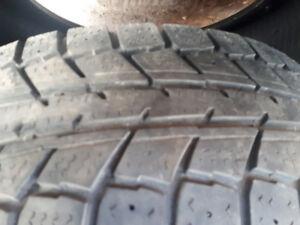 """2 pneu d'hiver 14 pouce,1 pneu 18"""" et 3 rim de 16 pouces,NEUF"""
