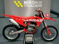 2021 GAS GAS MC 250 - 1 OWNER - LOW USE - NEW MODEL - SXF FC CRF KXF YZF 250 -