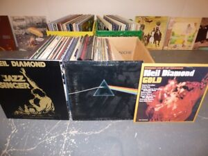 Old Vinyl Record Collection - Over 150 Albums  from 60s to 80s